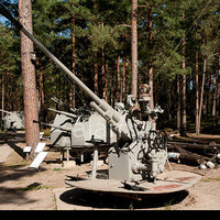 Museum of Coastal Defence, Hel, Pomerania, Poland
